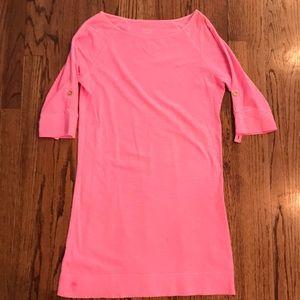 Lilly Pulitzer tee shirt dress